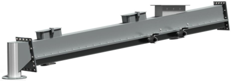Vortex-Aerated-Conveyor